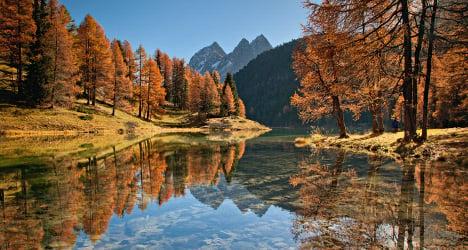 Autumn in Switzerland: ten stunning Instagram photos