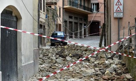 Italian experts warn of more quakes