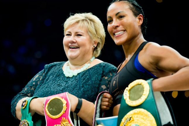 How a boxing match turned into a political fight for Norway's PM
