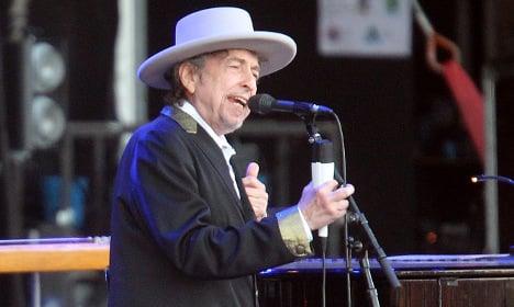 'I'd say he's arrogant but I'd be lying': Swedes on Bob Dylan