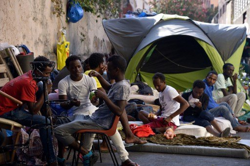 UN slams Rome over treatment of refugees
