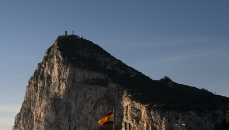 Spain to protest to Britain over Gibraltar flare incident