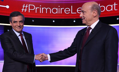 Fillon says the future of France is not multicultural