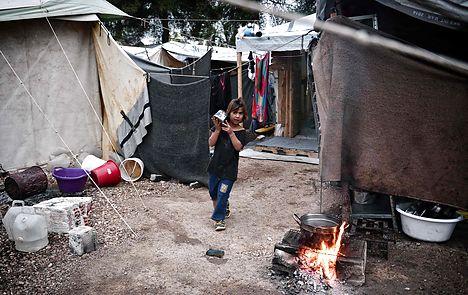 Denmark suspends quota refugee programme