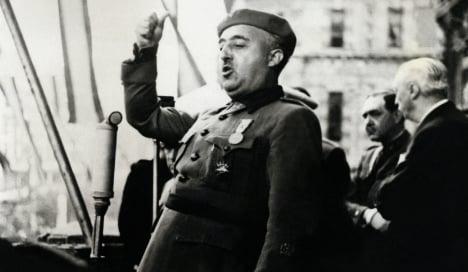 Spain 'obstructing' civil war and dictatorship probe