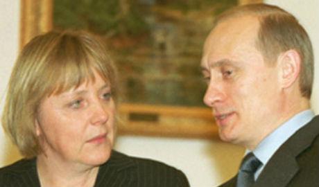 Angela Merkel: The new leader of the free world?