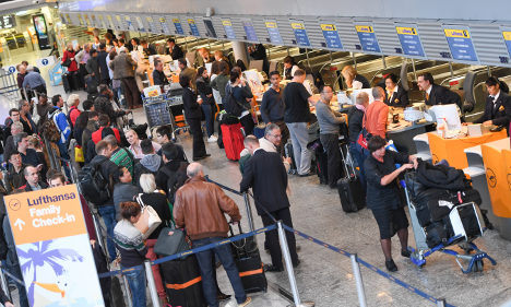 Six things you should know about the Lufthansa strike
