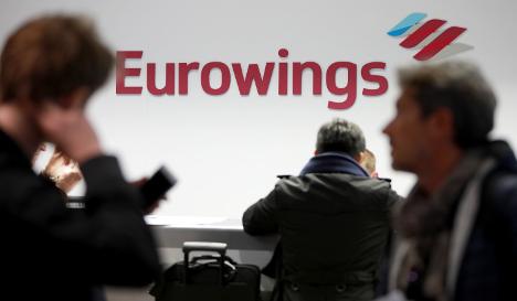 Dozens of flights cancelled as Eurowings crews strike