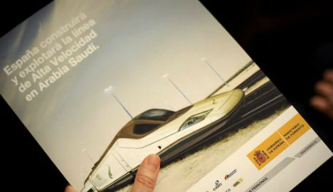 Giant Spain-Saudi desert rail project delayed yet again