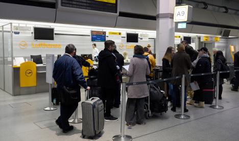 Lufthansa scraps 900 more flights due to pilot strike