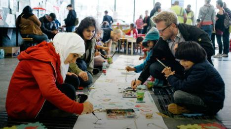 Attacks on asylum centres increase in Austria