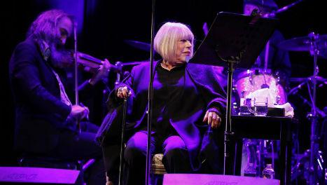 Marianne Faithfull mourns Paris attack at Bataclan