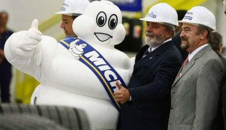 Brazilian judge freezes Michelin assets in tax case