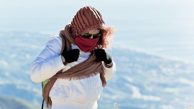 Temperatures drop as 'bise' wind hits Switzerland
