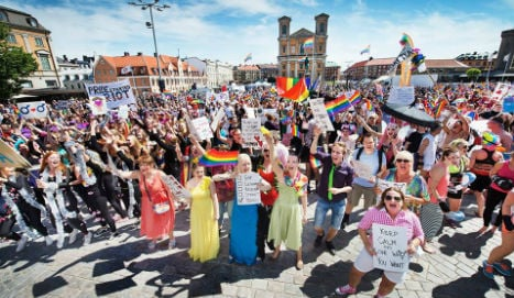 Swedish city to put all workers through LGBT course