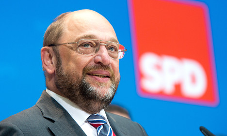 Is this the man who will run against Merkel next year?