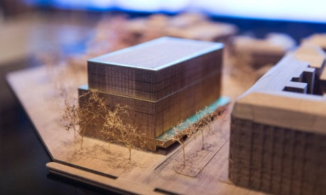 Sweden to invest millions in controversial Nobel Center