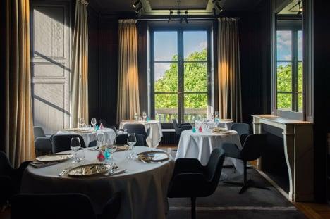 Paris restaurant ranked 'best in world'