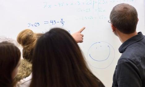 Swedish pupils gain ground in global education rankings