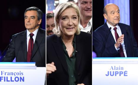 Fillon or Juppé: Who could block Le Pen from the Elysée?