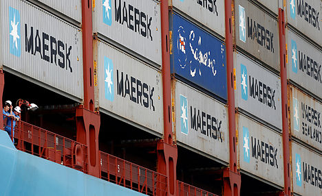 Maersk Line eyeing German acquisition: report