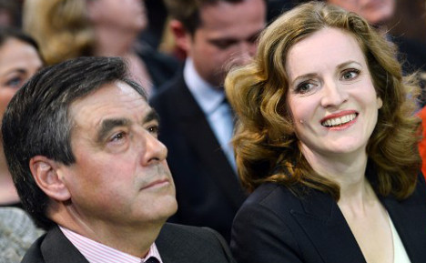 'You can't be minister if you're pregnant': Fillon told politician