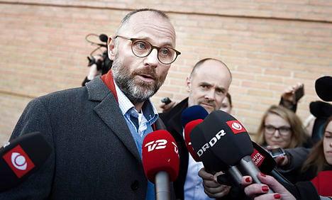 Danish editor jailed in nation's 'largest ever media scandal'