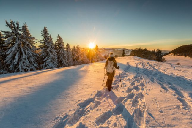 Ten alternative snow sports for non-skiers