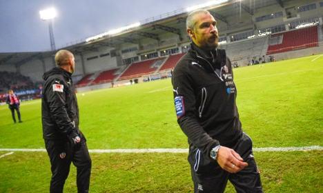 Zlatan slams Sweden's football hooligans
