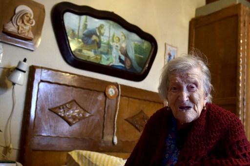 Emma Morano, last person alive born in 1800s, turns 117