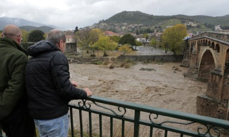 IN PICS: More floods sweep through southern France