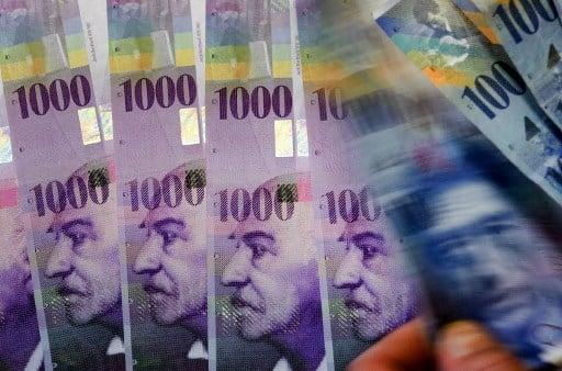 Honest pensioner hands in Zurich cash stash