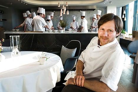 Denmark's top restaurant fined for hygiene breaches