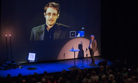 Snowden loses Norway appeal for no-extradition pledge