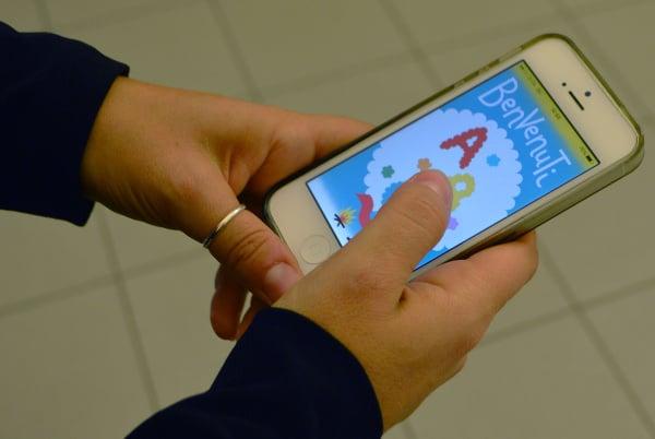 This app is helping refugee children speak Italian