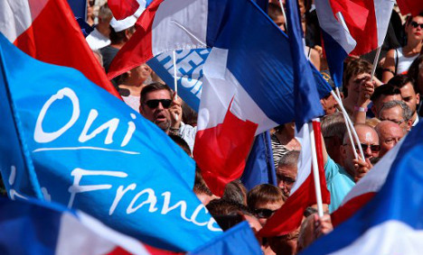 French are among EU's most fearful of globalization