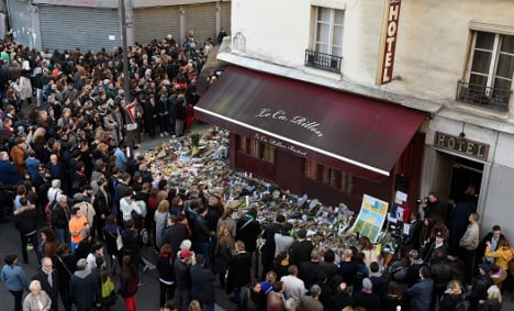 US names French Isis suspect as Paris attacks planner