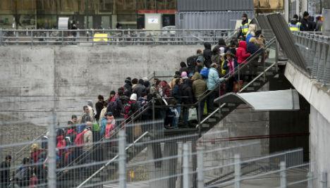 Swedes' social trust withstood refugee crisis: MSB report