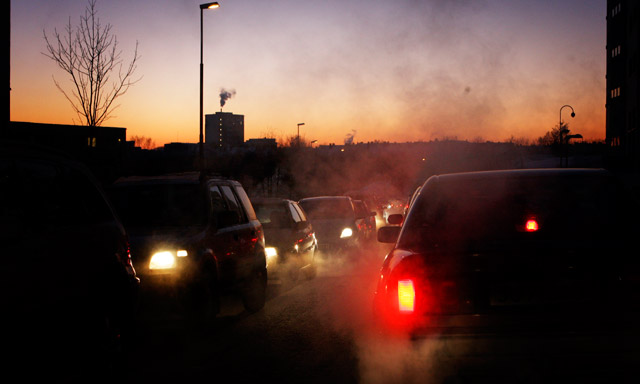 Dangerous air quality throughout much of Norway