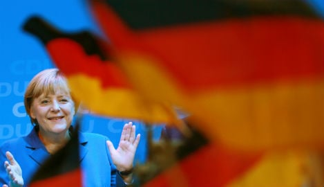 Merkel tells party she will seek fourth term as chancellor