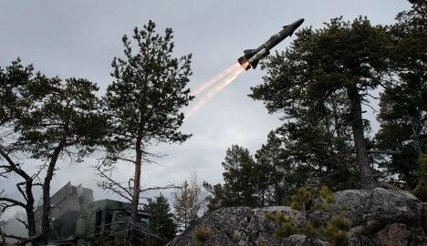 Sweden rebuilds Cold War missile system from museums