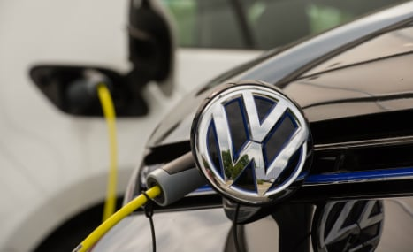 Volkswagen: We will be global electric car leader by 2025
