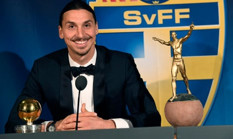 Sweden's erecting a giant semi-naked statue of Zlatan