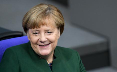 This is how much Germans love (or loath) Merkel