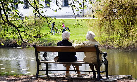 Denmark's first dementia village welcomes residents