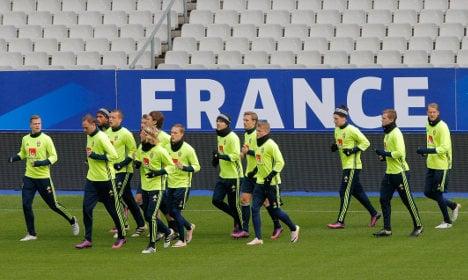 France mark anniversary of terror attacks in Sweden clash
