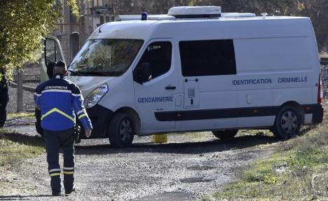 French minister denounces policeman's 'heinous' death