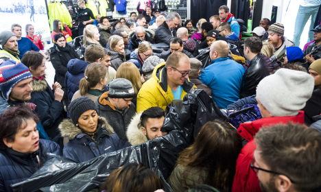'Black Friday's consumerism shouldn't define Christmas'