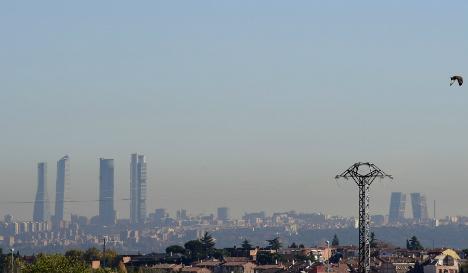 Air pollution in Spain blamed for 30,000 deaths each year