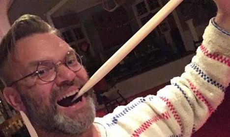 Trump inspires this Swede's world's biggest toothpick bid